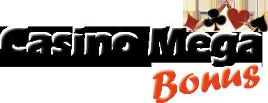 Mega Casino > 100% bis 100 Euro Bonus plus 25 Freispiele